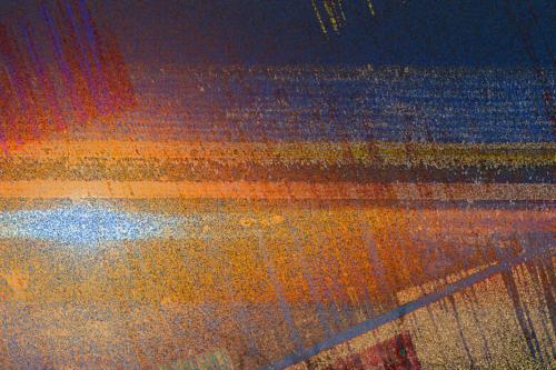 Intersections: Downtown, Seattle; National Gallery of Art, Washington, DC; Washington State Coast