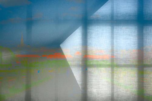 Concentric Triptych, Vienna, Upper Belvedere